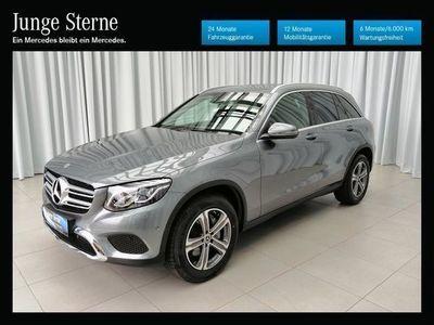 gebraucht Mercedes GLC220 d 4Matic LED Airbags im Fond