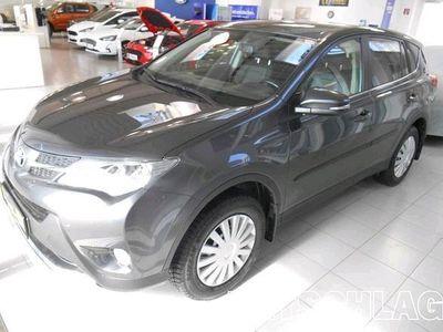 gebraucht Toyota RAV4 2,2 D-4D Executive 4WD Aut.