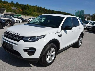 gebraucht Land Rover Discovery Sport Discovery Sport2,0 TD4 4WD Pure Aut. Xenon/Navi