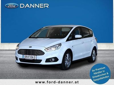 gebraucht Ford S-MAX Business 2.0 EcoBlue SCR