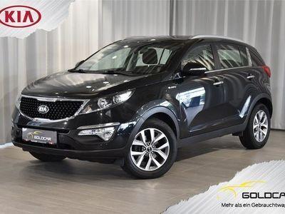 gebraucht Kia Sportage Gold 2,0 CRDi AWD Aut. SUV / Geländewagen,