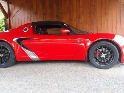 gebraucht Lotus Elise 220Sport Cabrio / Roadster,