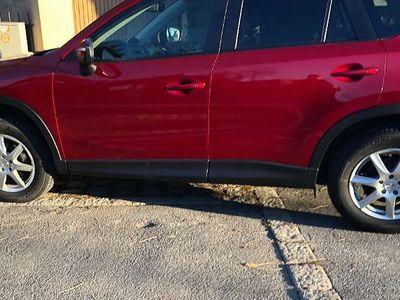 """gebraucht Mazda CX-5 CD175 AWD Revolution Top """"Leder weiss"""" Aut. SUV / Geländewagen"""