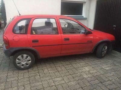 gebraucht Opel Corsa B 1,2 Klein-/ Kompaktwagen,