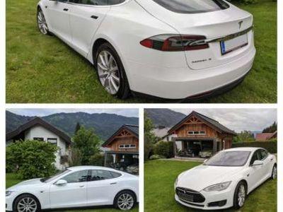 gebraucht Tesla Model S 70D (unbegrenztes kostenloses Supercharging)