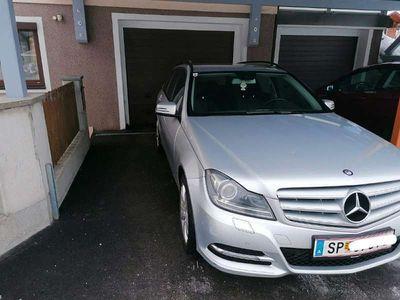 gebraucht Mercedes C200 C-KlasseCDI T-Modell Kombi / Family Van