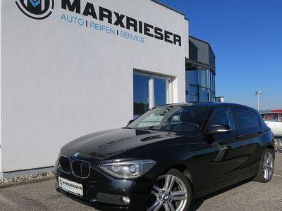 gebraucht BMW 118 d xDrive Österreich-Paket