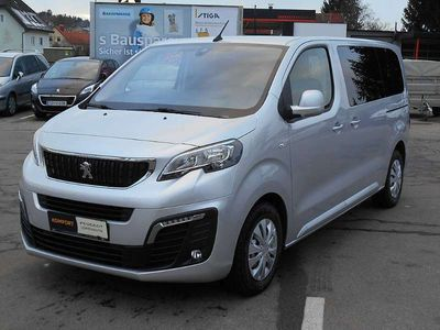 gebraucht Peugeot Traveller Active L2 BlueHDI 180 S&S EAT8 AUTOMATIK Kombi / Family Van