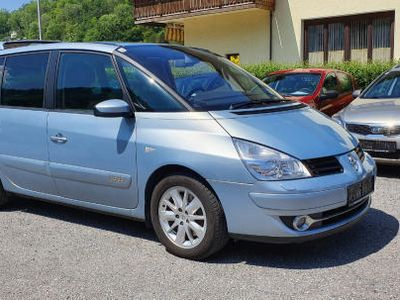 gebraucht Renault Espace Premium Edition 2,0dCi TÜV NEU ARBÖ 81000 KM