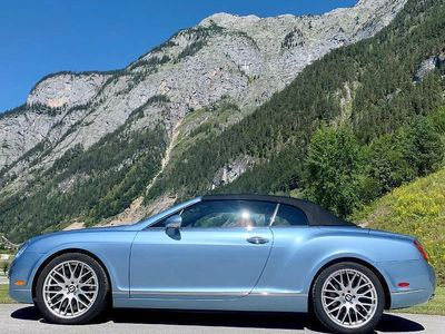 gebraucht Bentley Continental Continental***** GTC / W12 Cabrio Verdeck Cabrio / Roadster