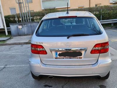 gebraucht Mercedes B160 BlueEFFICIENCY