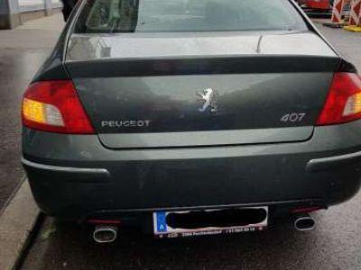 gebraucht Peugeot 407 Exclusive 2,2 HDI 170 (FAP)