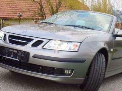 gebraucht Saab 9-3 Cabriolet 1.8 t, Verleih möglich / Roadster