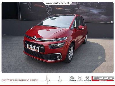 gebraucht Citroën C4 SpaceTourer BlueHDi 130 S&S 6-Gang Feel Edition Kombi / Family Van