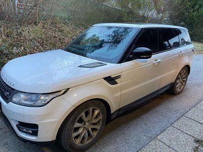 gebraucht Land Rover Range Rover Sport 4,4 SDV8 HSE Dyn. SUV / Geländewagen