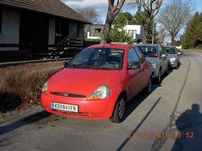 gebraucht Ford Ka 1,3 Klein-/ Kompaktwagen
