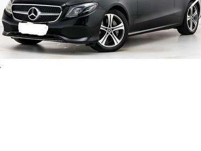 used Mercedes E300 E-KlasseCabria Cabrio / Roadster,