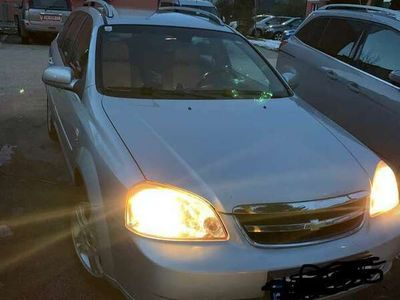 gebraucht Chevrolet Nubira 2.0 Kombi D CDX