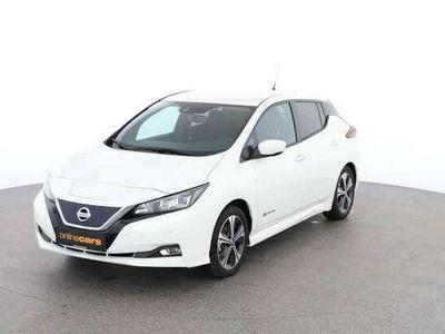 gebraucht Nissan Leaf 40 kWh Aut. LED 360-CAM RADAR NAVI ASSIST SHZ