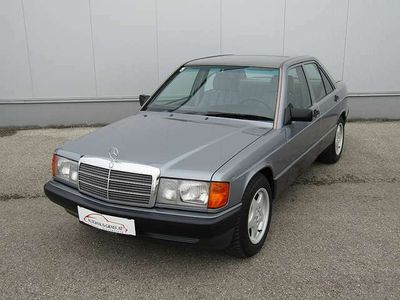 gebraucht Mercedes 190 Diesel nur 90tkm top Zustand!! Limousine