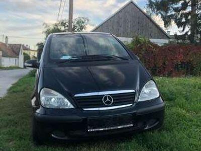 gebraucht Mercedes A170 Classic CDI Aut.