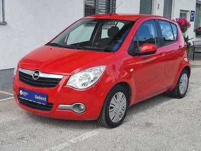 gebraucht Opel Agila 1,0 Edition