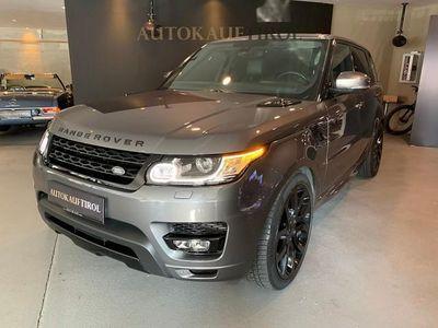 gebraucht Land Rover Range Rover Sport 3,0 SDV6 HSE SUV / Geländewagen,