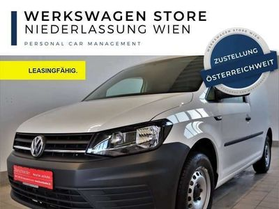 gebraucht VW Caddy Kasten 2.0 TDI Basis NAVI PDC TEMPOMAT STA Navi