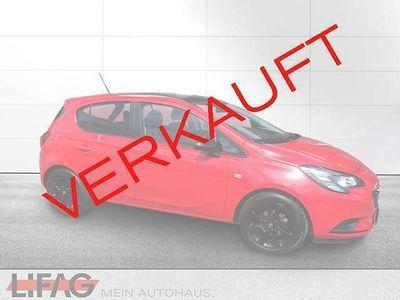 gebraucht Opel Corsa 1,2 Ecotec Black & Red