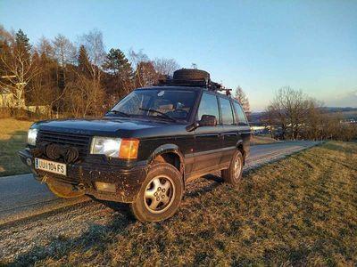 gebraucht Land Rover Range Rover 4.6 HSE V8 SUV / Geländewagen