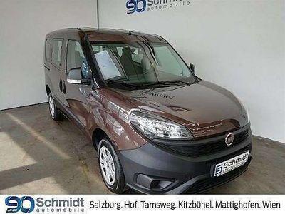 gebraucht Fiat Doblò Doblo 1,6 MultiJet 95 Easy Start&Stop Kombi / Family Van,