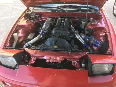 gebraucht Nissan 200 SX Turbo CS 16V
