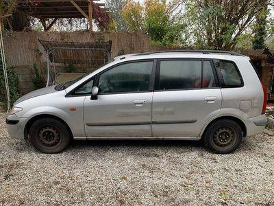 gebraucht Mazda Premacy 2.0 DiTD/TE/LEDER Kombi / Family Van