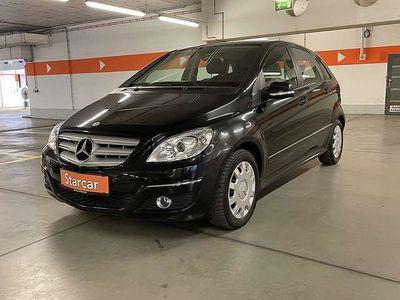 gebraucht Mercedes B180 CDI A-Edition KLIMA*TEMPOMAT*