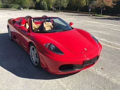 gebraucht Ferrari F430 Spider F1 Sportwagen / Coupé