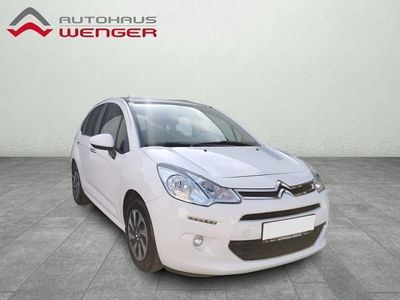 gebraucht Citroën C3 VTi 82 PureTech Seduction mit Fulldrive