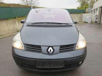 gebraucht Renault Espace Authentique 1,9 dCi Kombi / Family Van