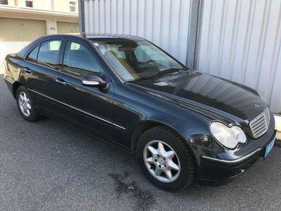 gebraucht Mercedes C220 Classic CDI Aut. **Pickerl aktuell**
