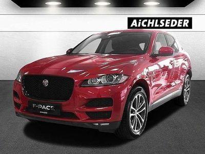 gebraucht Jaguar F-Pace 2,0d 180PS AWD AT Prestige