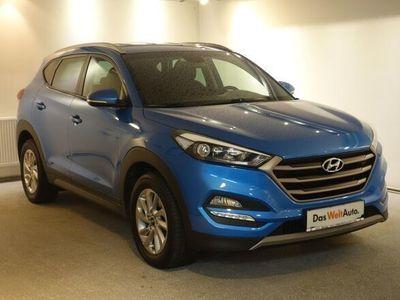 gebraucht Hyundai Tucson 1,7 CRDI Start-Stopp Go