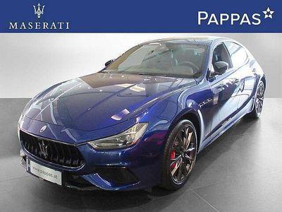 gebraucht Maserati Ghibli Diesel GranSport Sportwagen / Coupé
