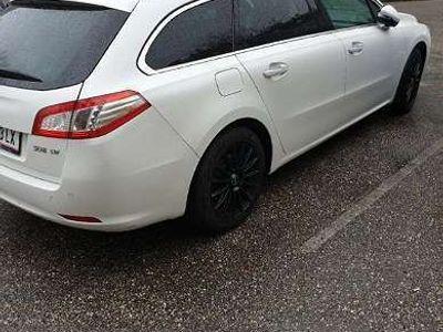 gebraucht Peugeot 508 508sw 2,0 HDI Tiptronic 163 PS Kombi / Family Van