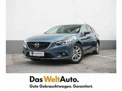 gebraucht Mazda 6 Sport Combi 2,0i Attraction