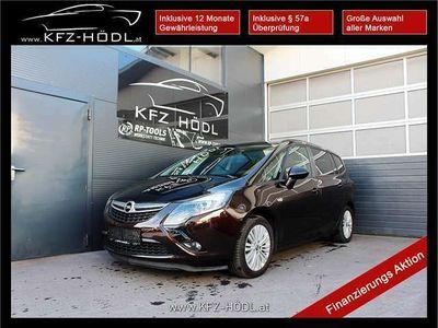 gebraucht Opel Zafira Tourer 2,0 CDTI Ecotec Österreich Ed. Aut.