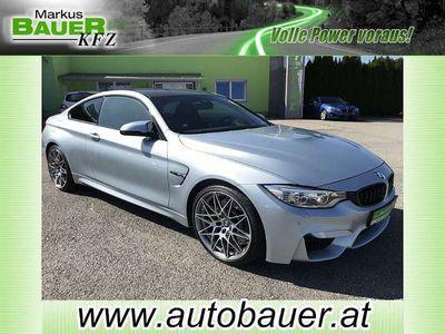 gebraucht BMW M4 M-DKG Aut. (F82) Competition 450 PS, nur 20300 km