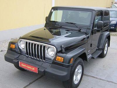 gebraucht Jeep Wrangler 4,0 Scout Hard Top