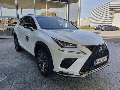 gebraucht Lexus NX300h F-Sport Hybrid Aut. SUV / Geländewagen