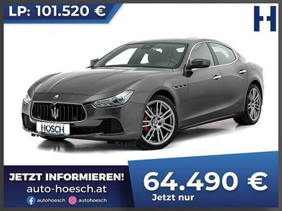 gebraucht Maserati Ghibli 3.0 V6 Aut LP: 101.520,-€