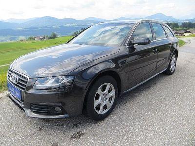 gebraucht Audi A4 Avant 2,0 TDI DPF Advanced Edition, PTS, 8-f. ber