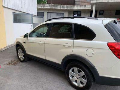 gebraucht Chevrolet Captiva LT 2,2 4WD